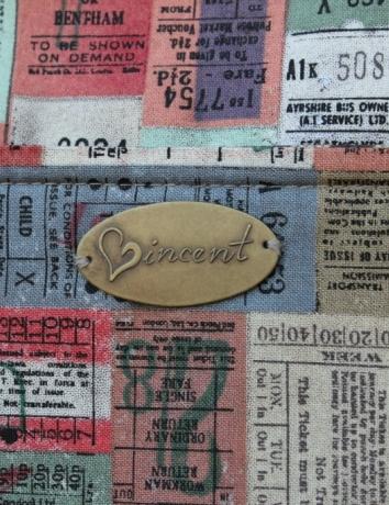 Cestovní kabela Correspondence
