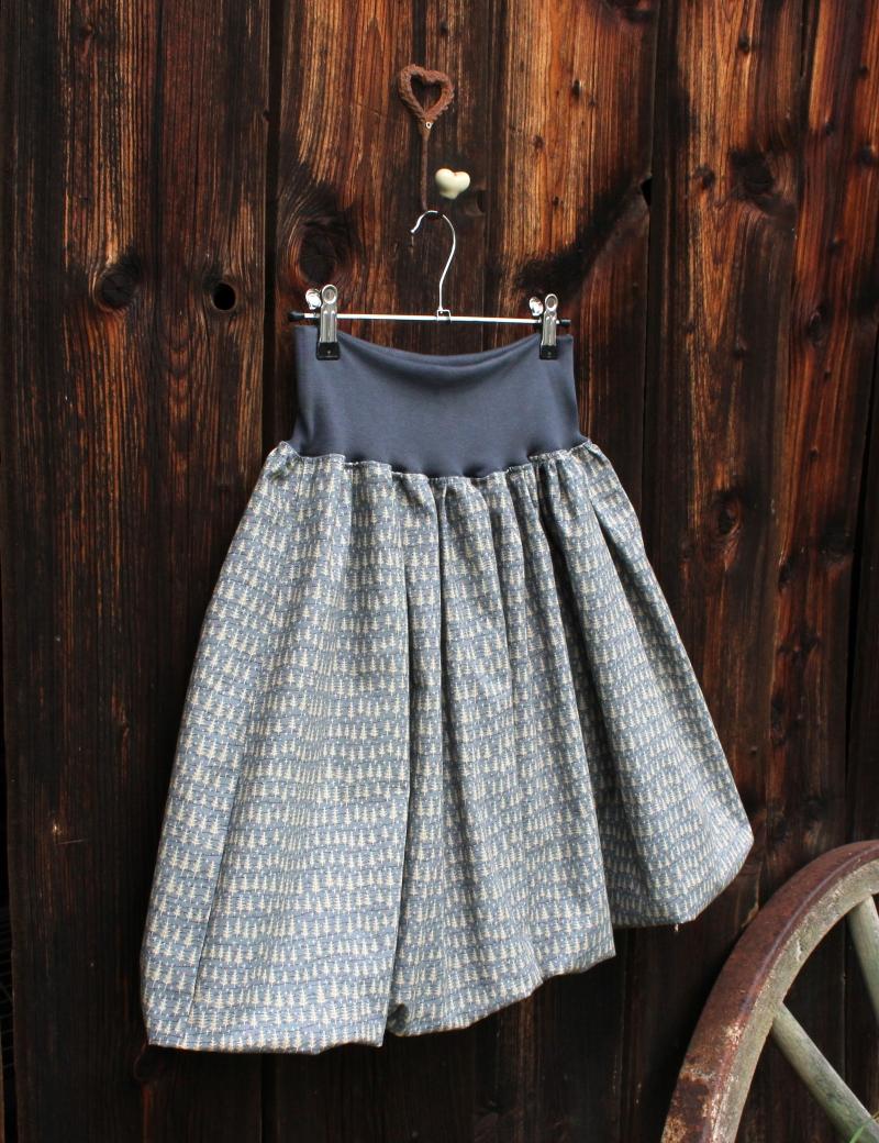 Balonová sukně Ani
