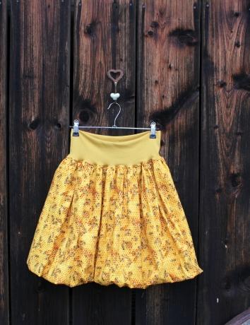 Balonová sukně Včely